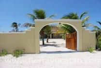 Great 3 Bedroom Chicxulub Beach House