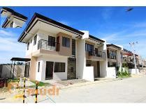 89sqm Floor, 108sqm Lot, 3 Bedroom, House And Lot, Orchid, Lapu-lapu, Cebu For Sale