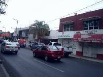 Renta - Se Renta Local Comercial Ubicadisimo, En Boulevard García De León Colonia Chapultepec Sur - Morelia