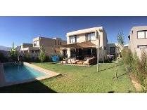 Casa en arriendo en José Rabat/condominio Aguas Claras, Colina, Colina