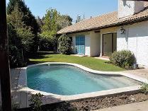 Casa en arriendo en El Gabino/la Medialuna, Lo Barnechea, Lo Barnechea