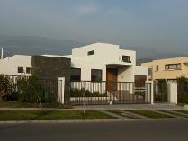 Casa en arriendo en Av. Piedra Roja/av. Padre Sergio Correa, Colina, Colina