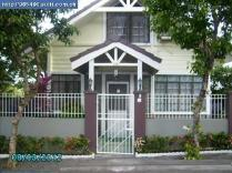 House and lot for sale in 116 Pamplona Street, San Antonio, Santo Tomas