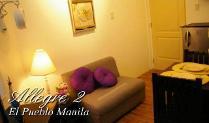 Condominium Unit For Rent In El Pueblo, Manila