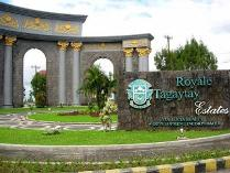 Lot For Sale Royale Tagaytay Residential And Golf & Country Club