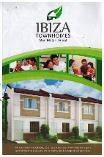 Ibiza Townhomes - Patiis, San Mateo For Sale