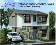 Nostalji Enclave In Dasmarinas Cavite, Prestige Model Single Attached House For Sale