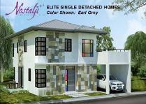 Nostalji Enclave In Dasmarinas Cavite, Elite Model Single Detached House For Sale