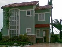 Bellefort Estates In Molino Bacoor Cavite, Sabine Model Single Attached House And Lot For Sale