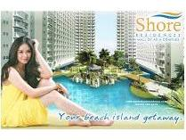 Shore Residence Pre Selling Condo In Mall Of Asia