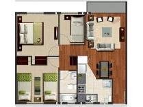 Departamento en venta en Diagonal Las Termas 2065, Chillán, Chillán