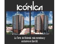 Iconica Novedosa Y Exclusiva Torre De Apartamentos Sobre Planos En San Gil