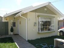 Casa Individual De Un Piso En Condominio Limache