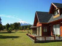 Casa en arriendo en Km 12 Molco, Pucón, Pucón