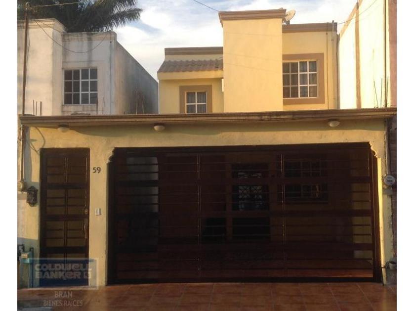 Casa en  venta en Oscar Guerra Elizondo #59, Heroica Matamoros