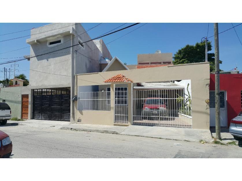 Casa en  renta en Francisco I Madero, Ciudad Del Carmen