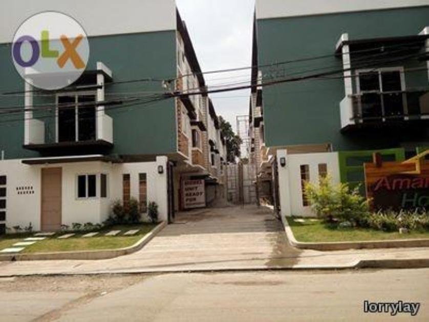 8 Townhouses For Sale In Quezon City Metro Manila Persquare
