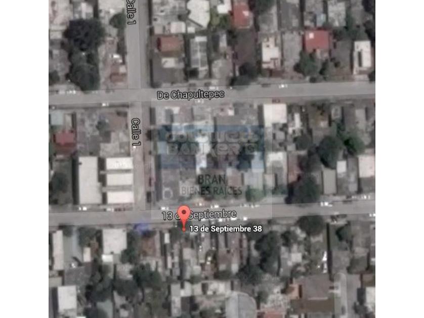 Casa en  venta en 13 De Septiembre #38, Chapultepec, Heroica Matamoros