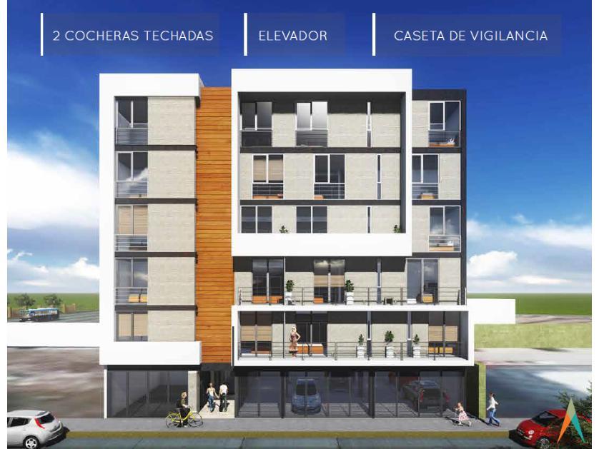 Departamento en Venta en Lomas Del Tecnológico, San Luis Potosí