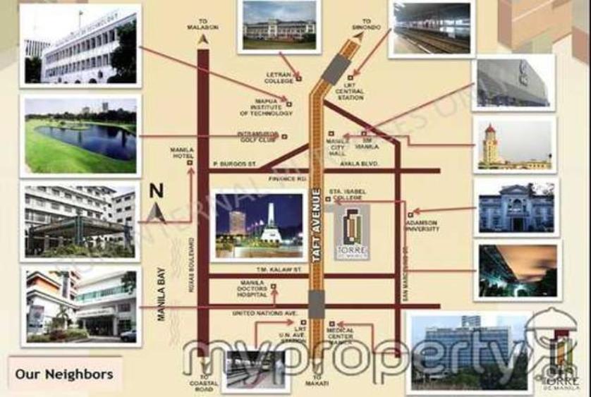 Condominium For Rent in Manila, Ncr
