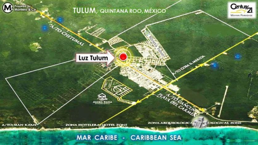 Departamento en  venta en Lte. 3 Mza. 18 Reg. 1 S/n, Tulum