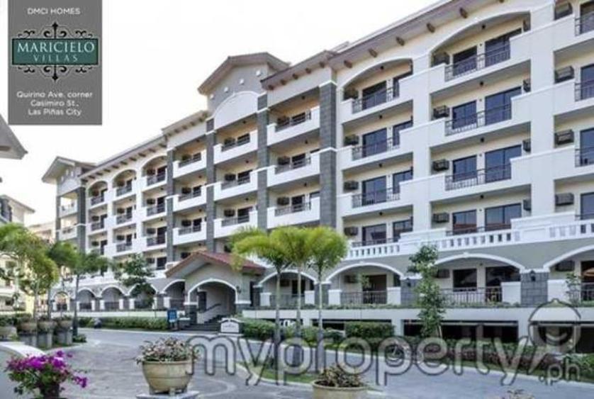 Condominium For Rent in Las Piñas, Ncr