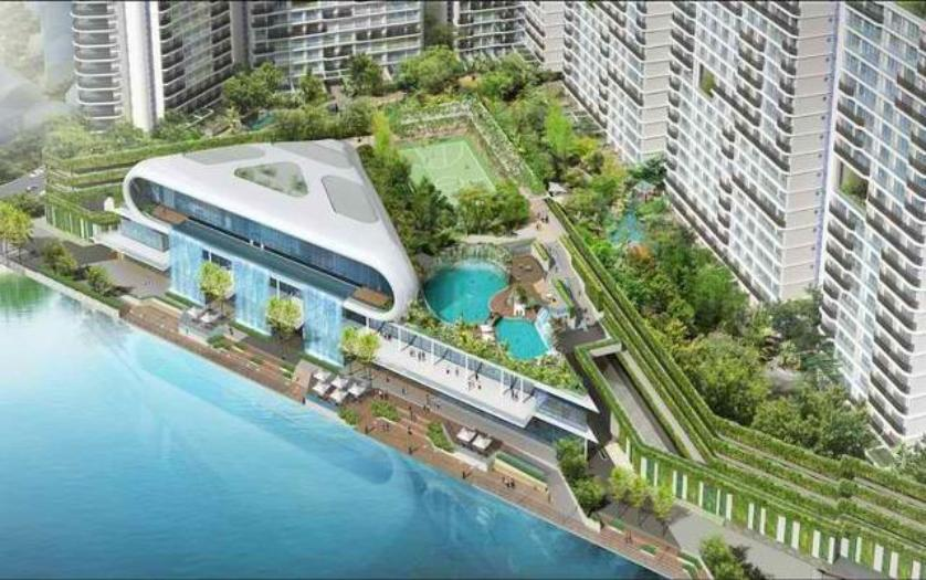 Condominium For Sale in Located Directly Across Rockwell Center And Easily Accessible Via A New Bridge That Traverses The Pasig River Connecting Mandaluyong And Makati City., Hulo, Metro Manila