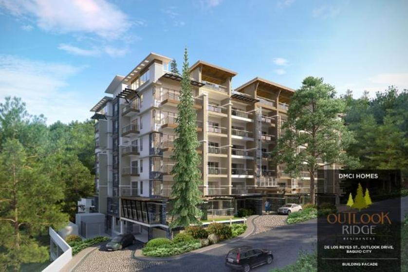Condominium For Sale in De Los Reyes St., Outlook Drive, Benguet