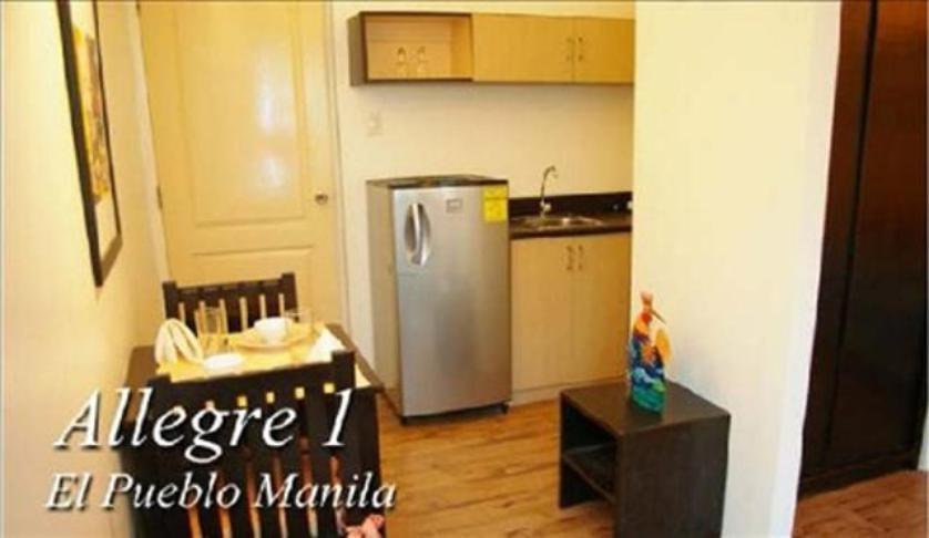 Condominium For Rent in Anonas St. Sta. Mesa, Santa Mesa District, Metro Manila