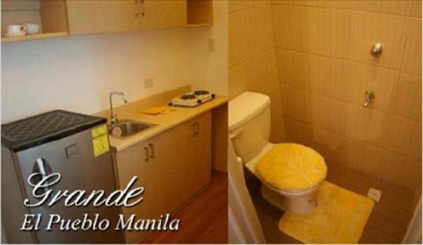 Condominium For Rent in Anonas St., Santa Mesa District, Metro Manila