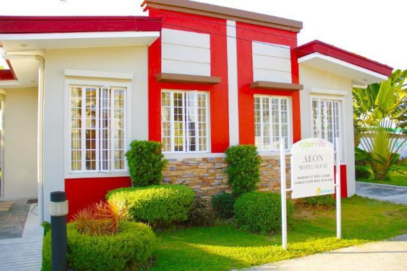 House and lot   for sale in Cyberville, Sabang, Dasmariñas