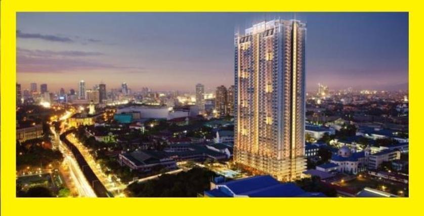 Condominium For Sale in Taft Avenue, Ermita District, Metro Manila