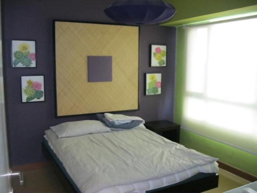 Condominium For Rent in Vivant Flats, Parkway Street, Alabang, Metro Manila