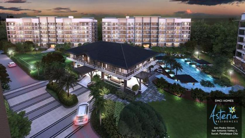 Condominium For Sale in San Pedro St., San Isidro, Metro Manila