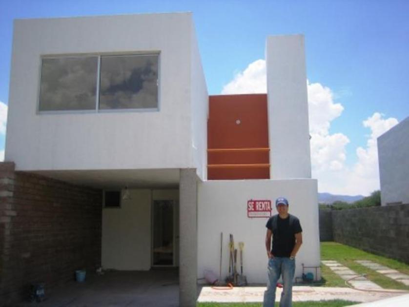 Renta casa en villa de pozos san luis potos for Busco casa en renta