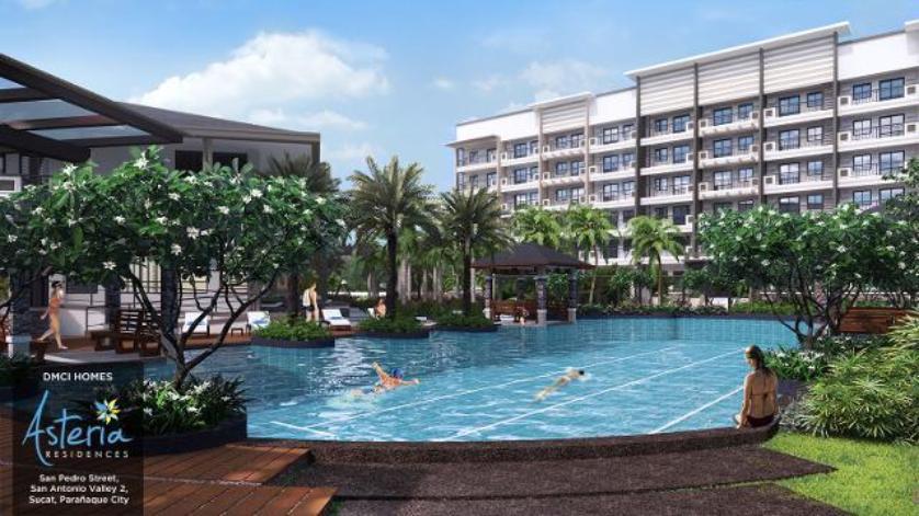 Condominium For Sale in San Isidro, Metro Manila
