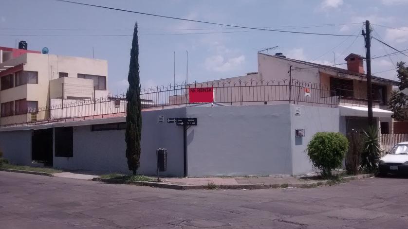 Casa en Renta en 75 Poniente 1505, San Jose Mayorazgo, Puebla