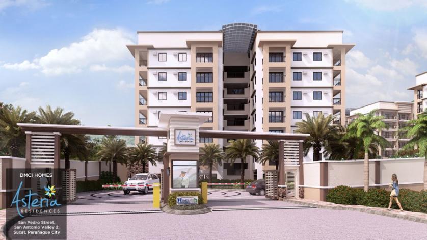 Condominium For Sale in Barangay Pinagbuhatan San Martin Street, San Isidro, Metro Manila
