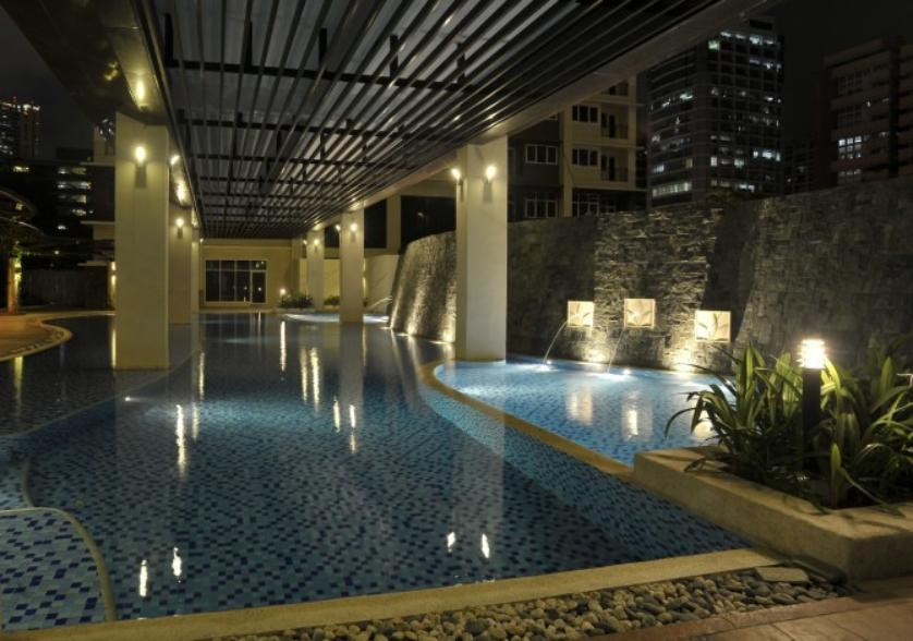 For sale penthouse in pasig metro manila 7669000017 for Affordable pools near metro manila