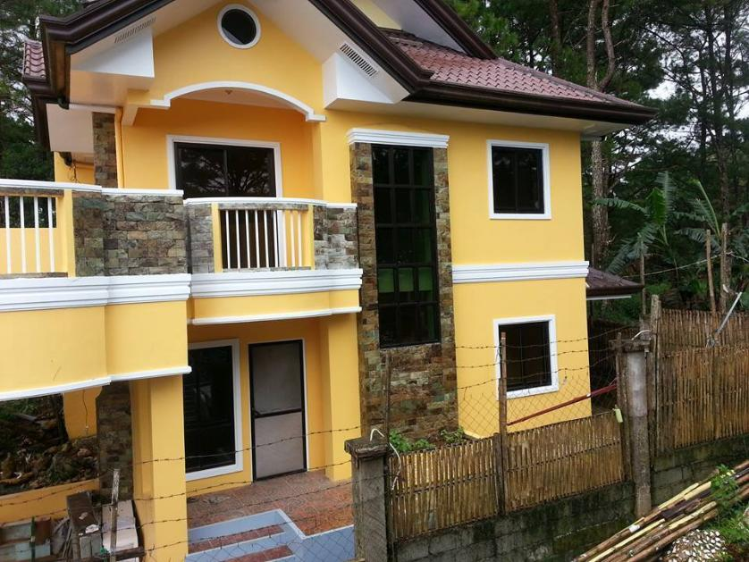 155 houses and lots for sale in baguio benguet page 2 for 2 houses on one lot for sale