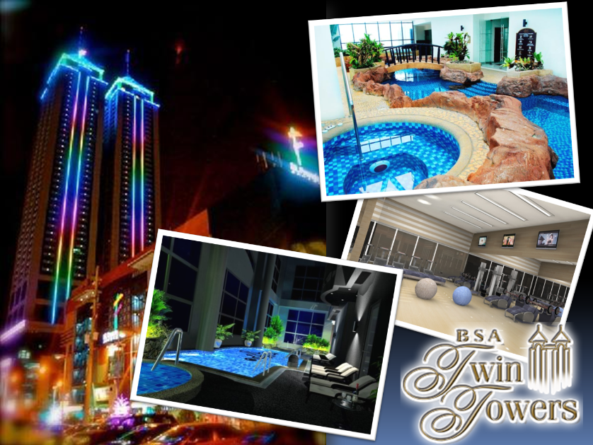 Condominium For Rent in Wack-wack Greenhills, Metro Manila