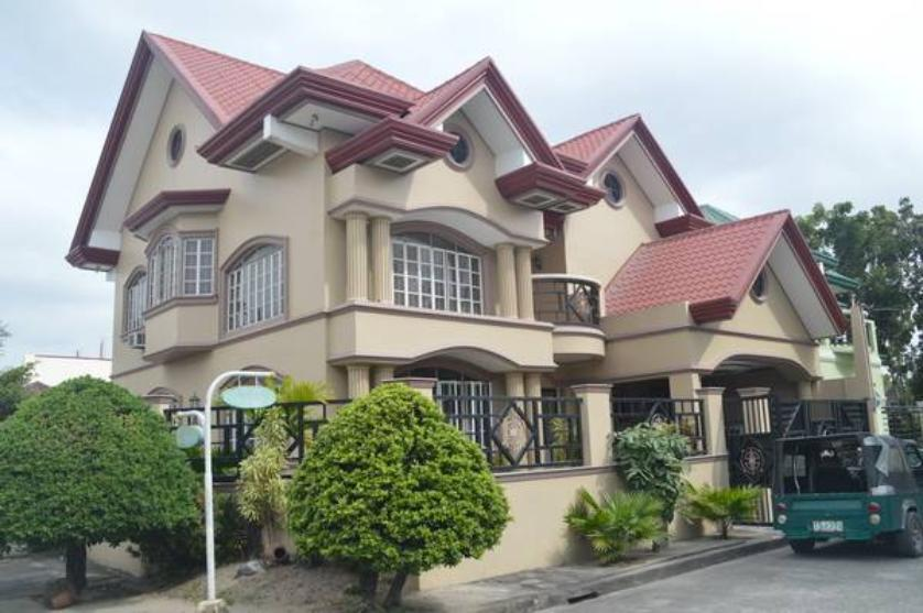 House and Lot for Sale in Mabalacat City, Pampanga