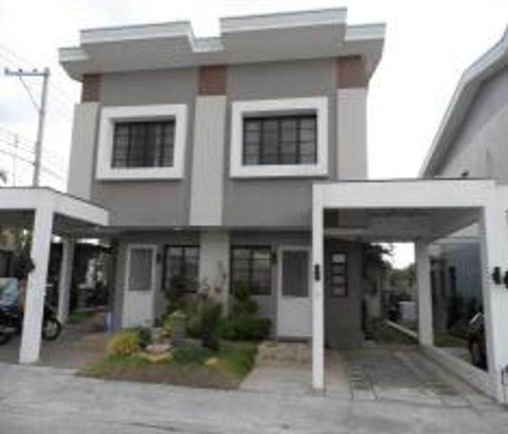 Duplex House for Sale in Angeles City, Pampanga