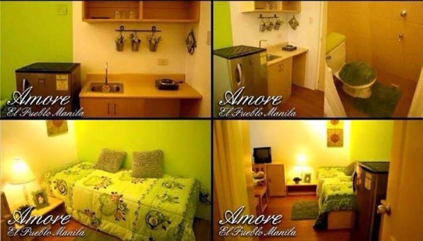 Condominium For Rent in Santa Mesa District, Metro Manila