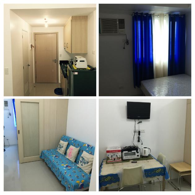 Condominium For Rent in San José, Metro Manila
