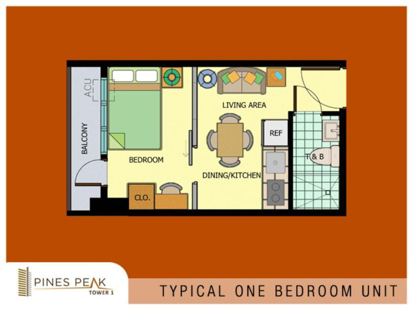 Studio Unit For Sale in Union, Mandaluyong, Ncr