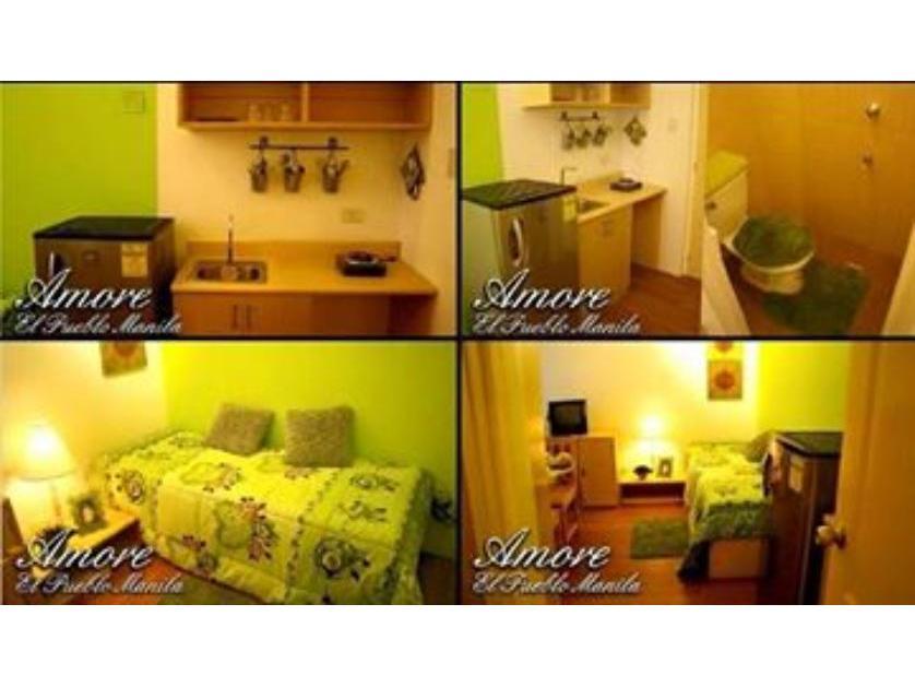 Condominium For Rent in El Publo Manila Beside Pup Sta Mesa Manila, Santa Mesa District, Metro Manila