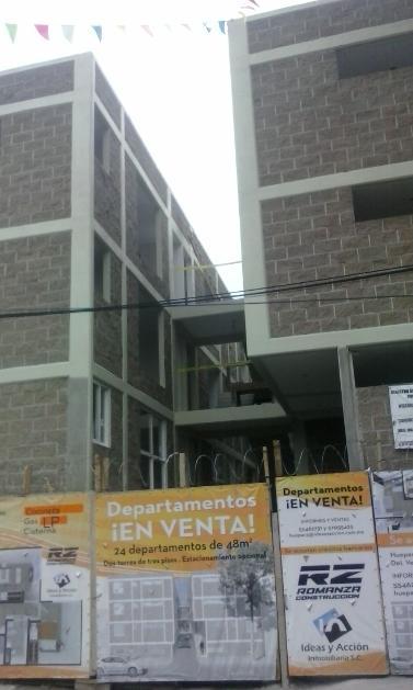 Departamento en Venta en Colonia Magdalena Mixuhca, Venustiano Carranza
