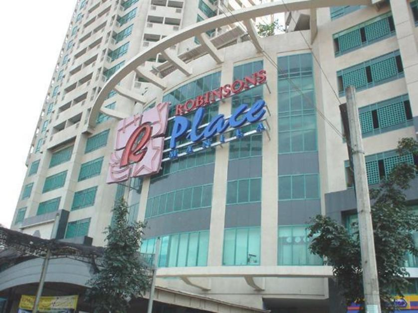 Condominium For Rent in Robinsons Place, Ermita District, Metro Manila