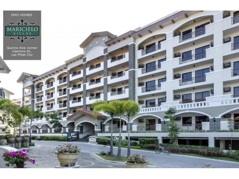 Condominium For Sale in Casimiro Ave, Laspinas City, Zapote, Metro Manila